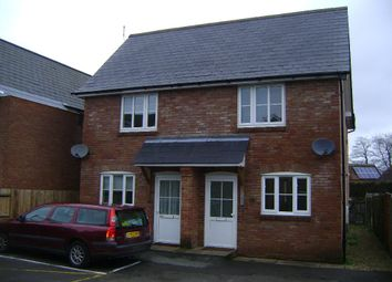 Thumbnail 2 bed semi-detached house to rent in Station Road, Liphook