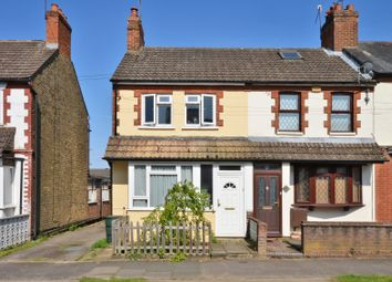 Thumbnail 3 bed semi-detached house for sale in Highland Road, Aldershot, Hampshire