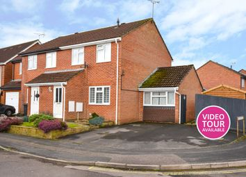Thumbnail 3 bed semi-detached house for sale in Varna Road, Bordon