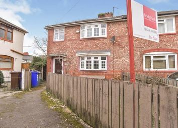 Eastham Avenue, Manchester, Greater Manchester, Uk M14. 3 bed semi-detached house for sale