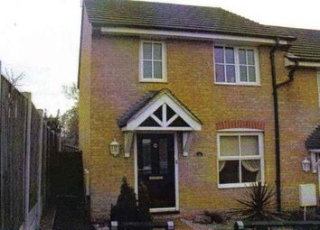 Thumbnail 1 bed end terrace house to rent in Crawford Chase, Wickford