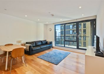 Thumbnail 2 bed flat to rent in Graphite Point, 36 Palmers Road, London