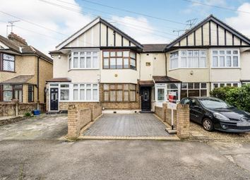 Thumbnail 2 bed terraced house for sale in Woodford, Green, Essex