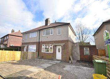 Thumbnail 3 bedroom semi-detached house for sale in Crescent Avenue, Farnworth, Bolton
