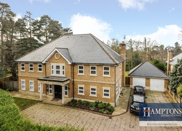 Thumbnail 5 bed detached house to rent in Stonehill Gate, Hancocks Mount, Sunningdale, Berkshire