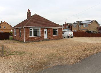Thumbnail 2 bedroom bungalow for sale in Peterborough Road, Crowland, Peterborough