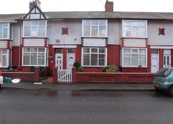 Thumbnail 3 bed terraced house to rent in Exeter Road, Ellesmere Port