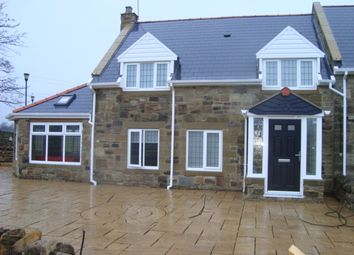 Thumbnail 2 bed cottage to rent in Dissington Old Hall, Medburn