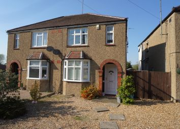 Thumbnail 3 bed semi-detached house for sale in Newport Road, New Bradwell