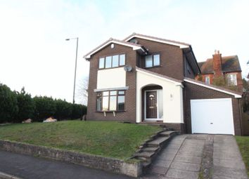 Thumbnail 3 bed detached house to rent in Ballington View, Leek