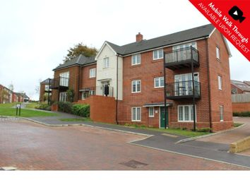 Thumbnail 2 bedroom flat for sale in Henry Court, Allamand Close, Fleet, Hampshire