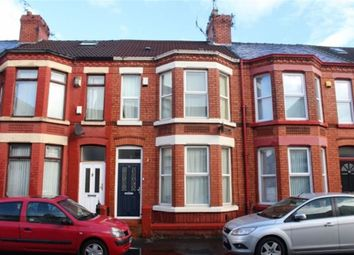 Thumbnail 4 bedroom property to rent in Garmoyle Road, Wavertree, Liverpool