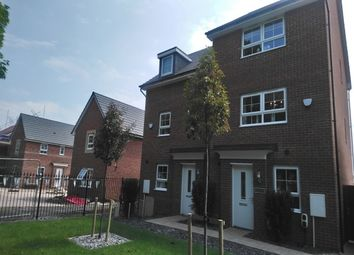 Thumbnail 4 bed semi-detached house to rent in Turnstone View, Canley, Coventry