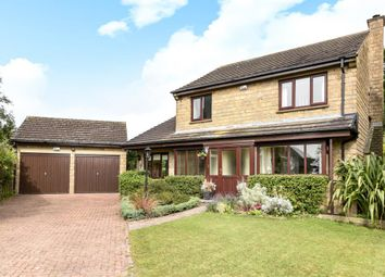 Thumbnail 4 bed detached house for sale in Moor Park Close, Beckwithshaw, Harrogate