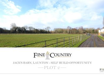 Thumbnail Land for sale in West End, Launton, Bicester