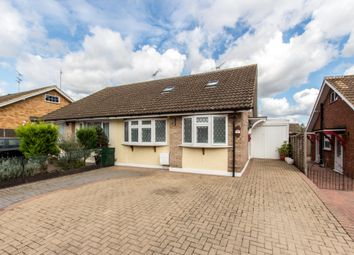 Thumbnail 4 bed semi-detached house for sale in Avon Close, Watford