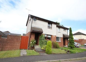 Thumbnail 2 bed semi-detached house for sale in Auchinleck Crescent, Robroyston, Glasgow, Lanarkshire