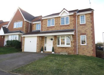 Thumbnail 4 bed property to rent in Long Brimley Close, Market Harborough
