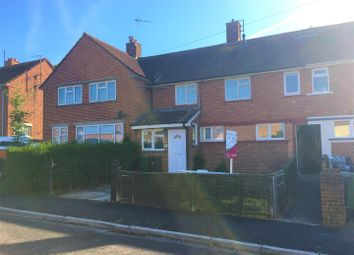 Thumbnail 3 bed terraced house for sale in Leamington Road, Weymouth