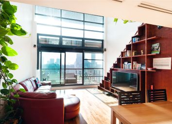 Thumbnail 3 bed flat for sale in Lexington Apartments, 40 City Road, London