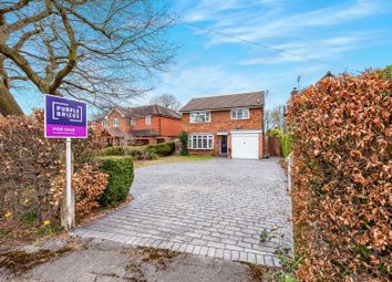 Thumbnail 3 bed detached house for sale in The Glade, Fetcham, Leatherhead