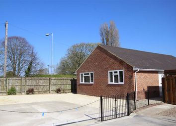 Thumbnail 2 bed detached bungalow for sale in Derwent Drive, Swindon, Wiltshire