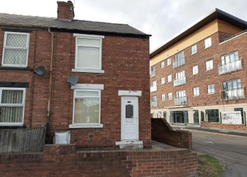 Thumbnail 2 bedroom end terrace house for sale in Low Town Street, Worksop