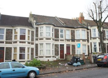 Thumbnail 6 bed terraced house to rent in Muller Road, Horfield, Bristol