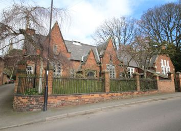 Thumbnail 3 bed semi-detached house for sale in The Old School House Park Street, Market Bosworth, Nuneaton