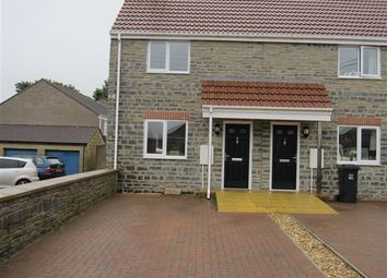Thumbnail 2 bed end terrace house to rent in Drill Hall Lane, Shepton Mallet, Shepton Mallet
