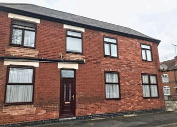 Thumbnail 3 bed end terrace house to rent in Leicester Street, Burton-On-Trent