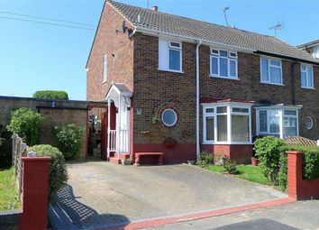 Thumbnail 2 bed semi-detached house for sale in Derwent Way, Rainham, Gillingham