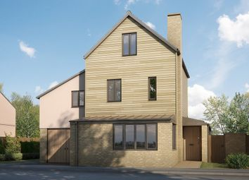 Thumbnail 4 bedroom detached house for sale in Sennitt Way, Stretham, Ely