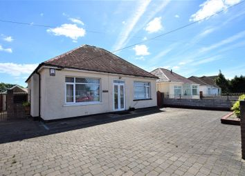 Thumbnail 2 bed detached bungalow for sale in Merthyr Dyfan Road, Barry