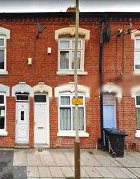 Thumbnail 2 bed terraced house for sale in Earl Howe, Leicester