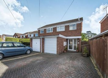 Thumbnail 3 bedroom semi-detached house for sale in The Holly Grove, Quedgeley, Gloucester, Gloucestershire