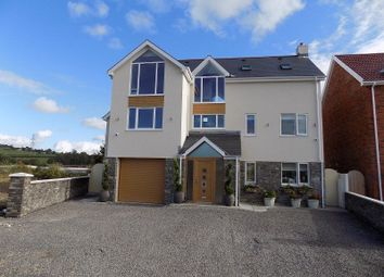 Thumbnail 5 bed detached house for sale in Brook View Abergarw Farm, New Road, Brynmenyn, Bridgend.