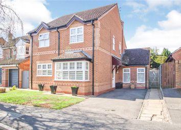 Thumbnail 4 bed detached house for sale in Misterton Crescent, Ravenshead, Nottingham