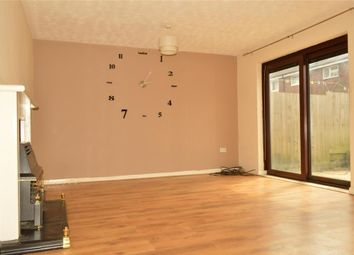 Thumbnail 3 bed terraced house for sale in Millfield, Hawkinge, Folkestone, Kent