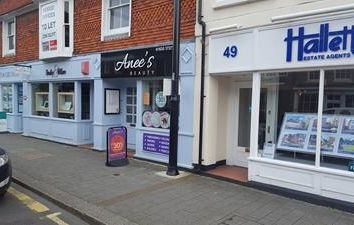 Thumbnail Retail premises to let in 50 Northbrook Street, Newbury, Berkshire
