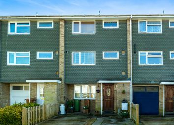 Thumbnail 3 bed terraced house for sale in Huntington Close, Cranbrook