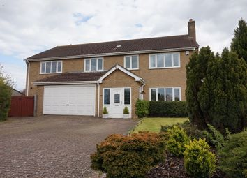 Thumbnail 6 bed detached house for sale in Priory Court, South Witham, Grantham