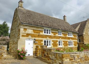Thumbnail 4 bed cottage for sale in The Green, Caldecott, Market Harborough