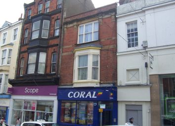 Thumbnail 3 bedroom flat to rent in St Nicholas Street, Scarborough