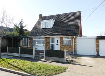 Thumbnail 3 bed bungalow for sale in Fairlop Avenue, Canvey Island