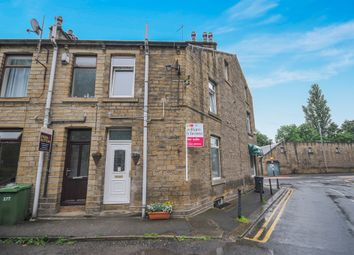 Thumbnail 3 bedroom end terrace house for sale in New Mill Road, Brockholes, Holmfirth