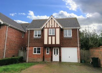 Thumbnail 4 bed detached house to rent in Haywain Close, Hawkinge, Folkestone Kent