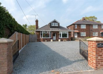 5 bed detached bungalow for sale in Station Road, Wistow, Selby YO8