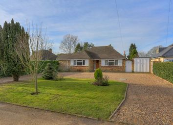 Thumbnail 3 bed bungalow for sale in Brownfield Way, Wheathampstead, St. Albans