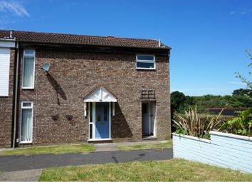 Thumbnail 3 bed end terrace house for sale in Naseby, Bracknell
